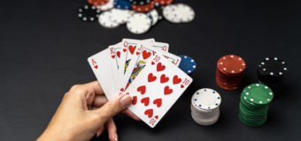 The Domination of Slots in the Online World of Casino